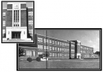In June 1952, the cornerstone was placed for the new Norview High school building located on Middleton Place. The first